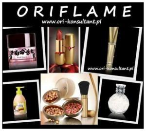 Oriflame - naturalne kosmetyki